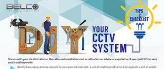 DIY your CCTV System